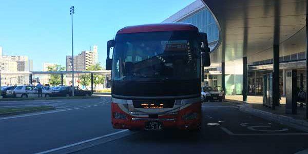 富山から金沢まで高速バスで行った感想 〜週末北陸旅行〜