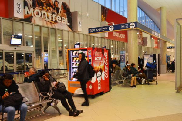 モントリオール・バスターミナル