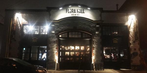 オタワの人気ブリュワリー Flora Hall Brewingでビールを飲んできた in カナダ