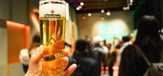 最強に楽しめるハイネケンのビール工場へ行きってきた in アムステルダム