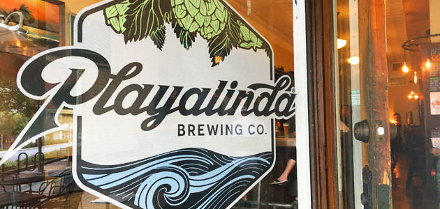 フロリダで1番と名高いPlayalinda Brewing Co.へ行ってきた in アメリカ