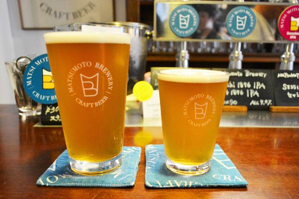 松本ブルワリービール